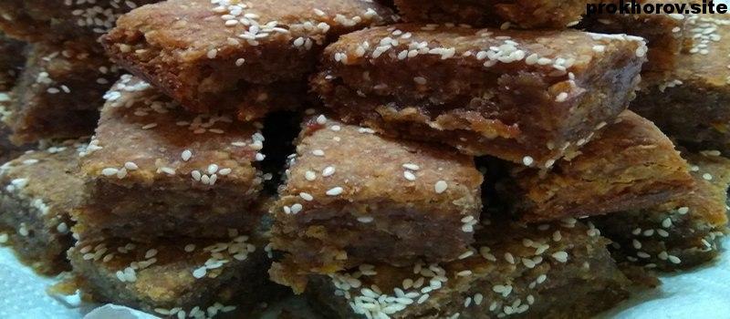 Пряники или печенье из пророщенного зерна