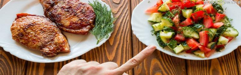 Отказ от мяса и рыбы 2